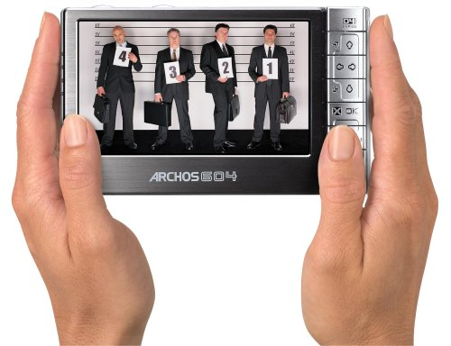 Archos 604 Portable Video Player