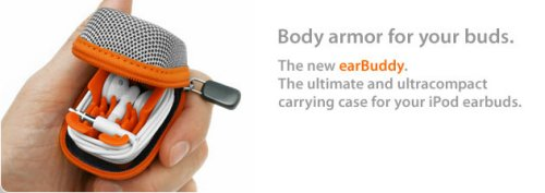 earBuddy iPod Earbud Case