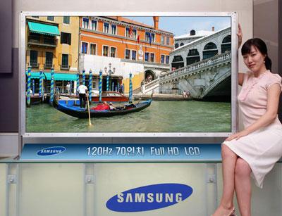 Samsung 70 Inch LCD