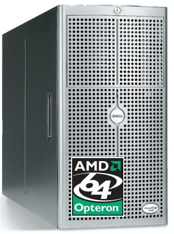 Dell With AMD Processor