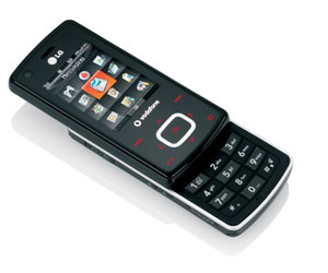 Vodafone LG KU800