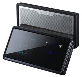 Samsung K5 MP3 Player
