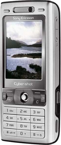 Sony Ericsson James Bond Mobile Phone