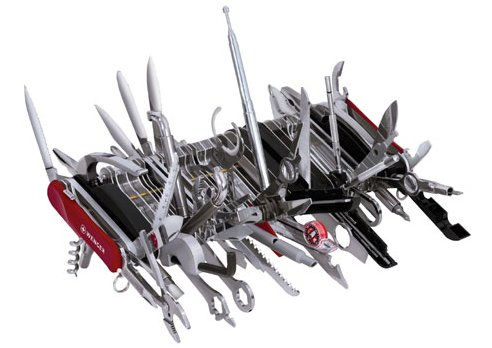 Wenger Giant Swiss Army Knife