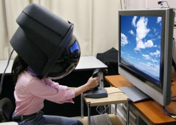 Toshiba 360 Degree Headgear
