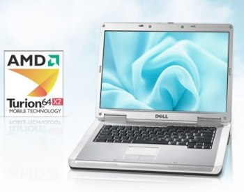 Dell Notebook with AMD Processor