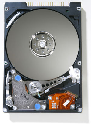 Hitachi Notebook Drive