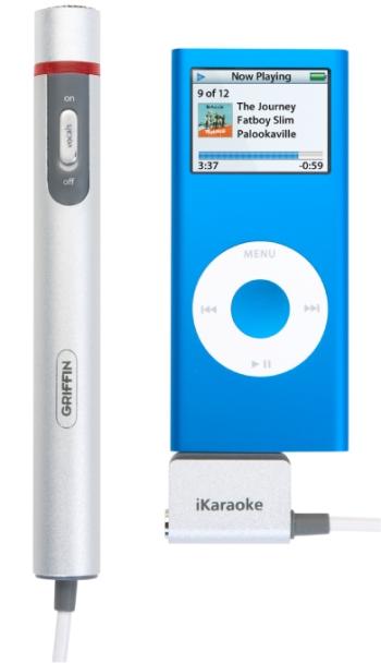 iKaraoke Karakoke for you iPod