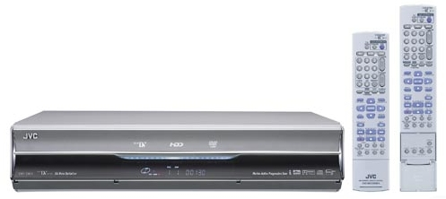JVC DR-DX5S HDD/DVD/MiniDV Video Recorder