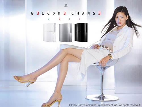 Playstation 3 Released In Japan