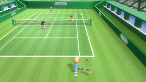 Wii Sports Tennis