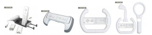 Wii Controller Accessories