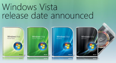 Windows Vista Release