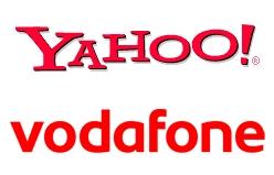 Yahoo Vodafone