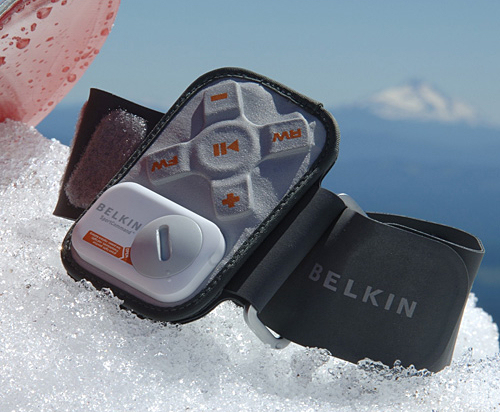 Belkin SportCommand for iPod