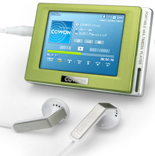 Cowan D2 Audio and Video Player