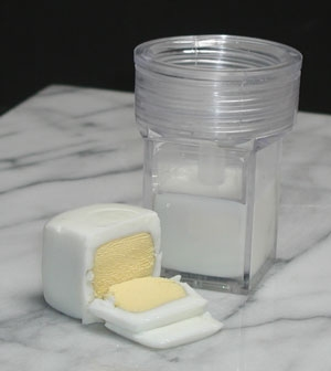 Egg Cuber to Make Square Hard Boiled Eggs