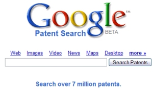 Google Patent Search