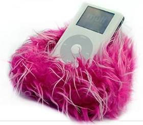 Muff Dock for you iPod