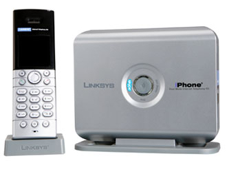 Linksys Announces VoIP iPhone Family