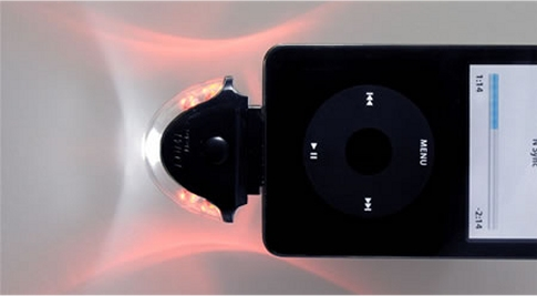 Lumi Flasher iPod Accessory Lights