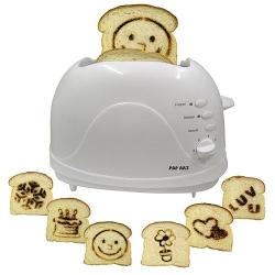 Pop Art Toaster