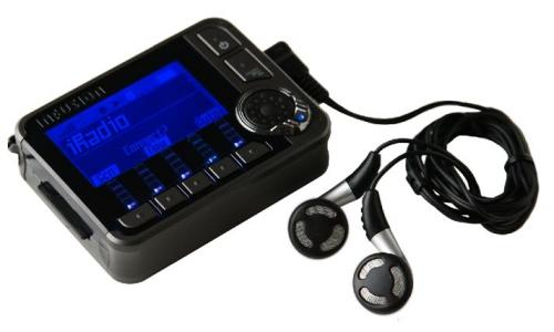 Internet radio portable