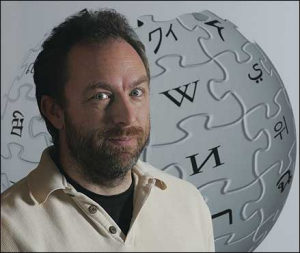Wikipedia Founder Planning to Create Search Engine
