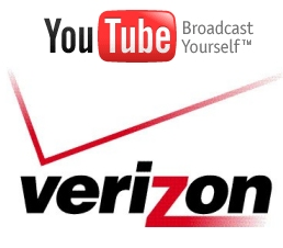 YouTube-Verizon