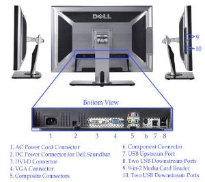 Dell W2707WFP Leaked first look