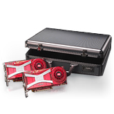 ati radeon uber edition with suitcase