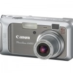 Canon Announces new PowerShot A460