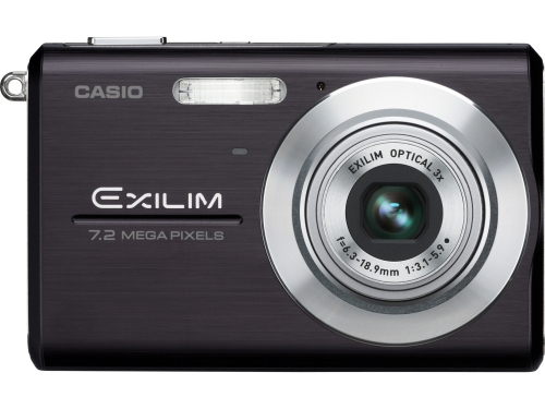Casio EXILIM ZOOM EX-Z75 7.2 Megapixel Digital Camera