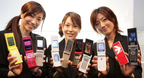 DoCoMo releases mobile phones with Touch Screen and Smell