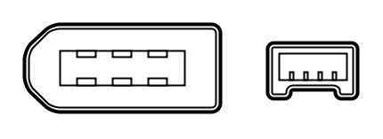 firewire port diagrams