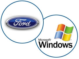 Ford and Microsoft Team Up To Offer Automotive Sync Software