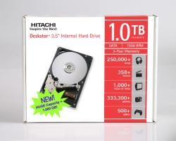 Hitachi Announces Worlds First 1 Terabyte Hard Drive
