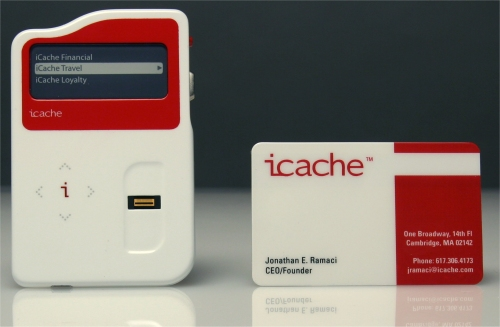 iCache Replaces All Your Credit Cards