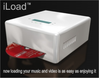 iLoad iPod CD Loader