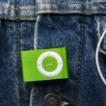 iPod shuffle Now in Five Colors