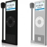 Mic up your iPod Nano