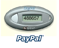 PayPal Security Key Protects P