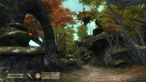 elder scrolls iv shivering isles expansion pack screen shot 1