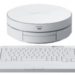 Sony VAIO TP1 Living Room PC