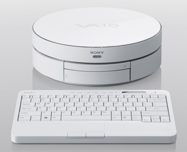 Sony VAIO VGX-TP1 Media Center PC