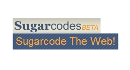 Sugarcodes is a Sweet Way to Navigate the Web