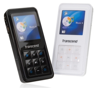 Transcend 4GB T.sonic 820 MP3 player