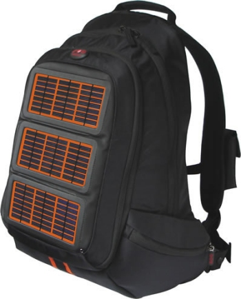 Voltaic Systems Solar Powered Backpack