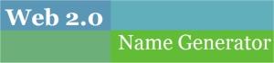 Web 2.0 Name Generator