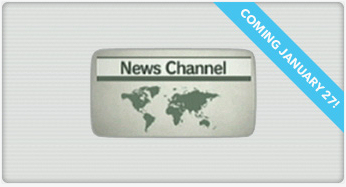 Nintendo is adding a News Channel to the Wii game console